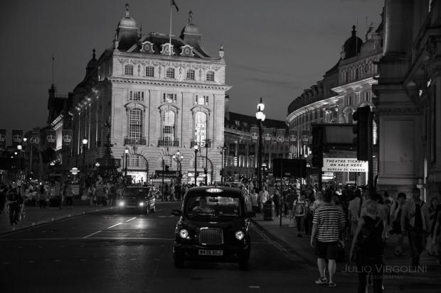Piccadilly, Londres, UK 2013.